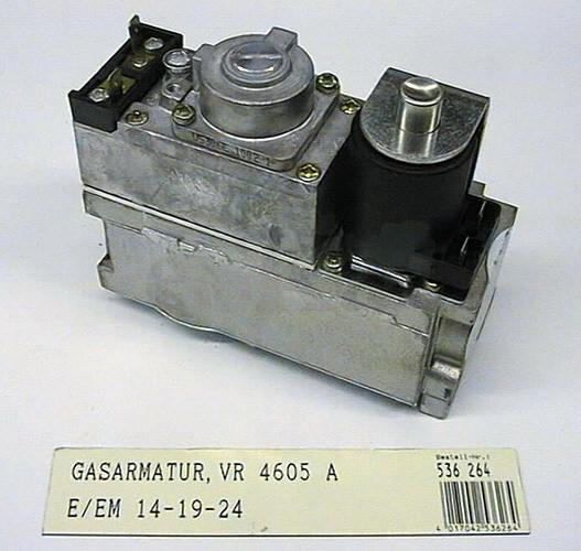 Gasarmatur