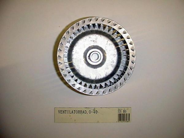 Ventilatorrad