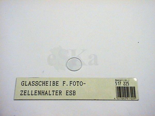 Glasscheibe