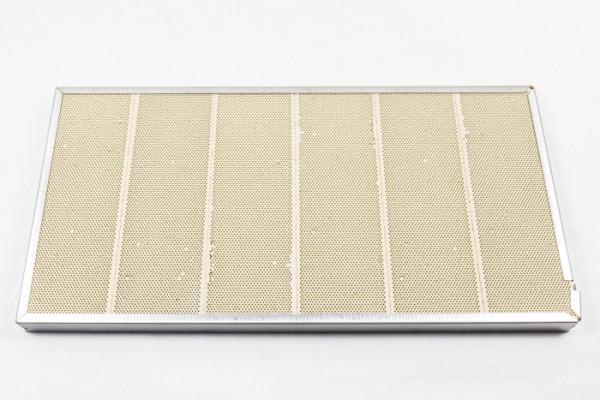 Brennerplatte